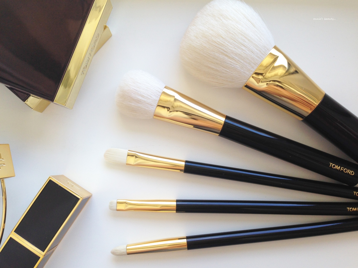 TOM FORD - My most luxurious makeup brushes