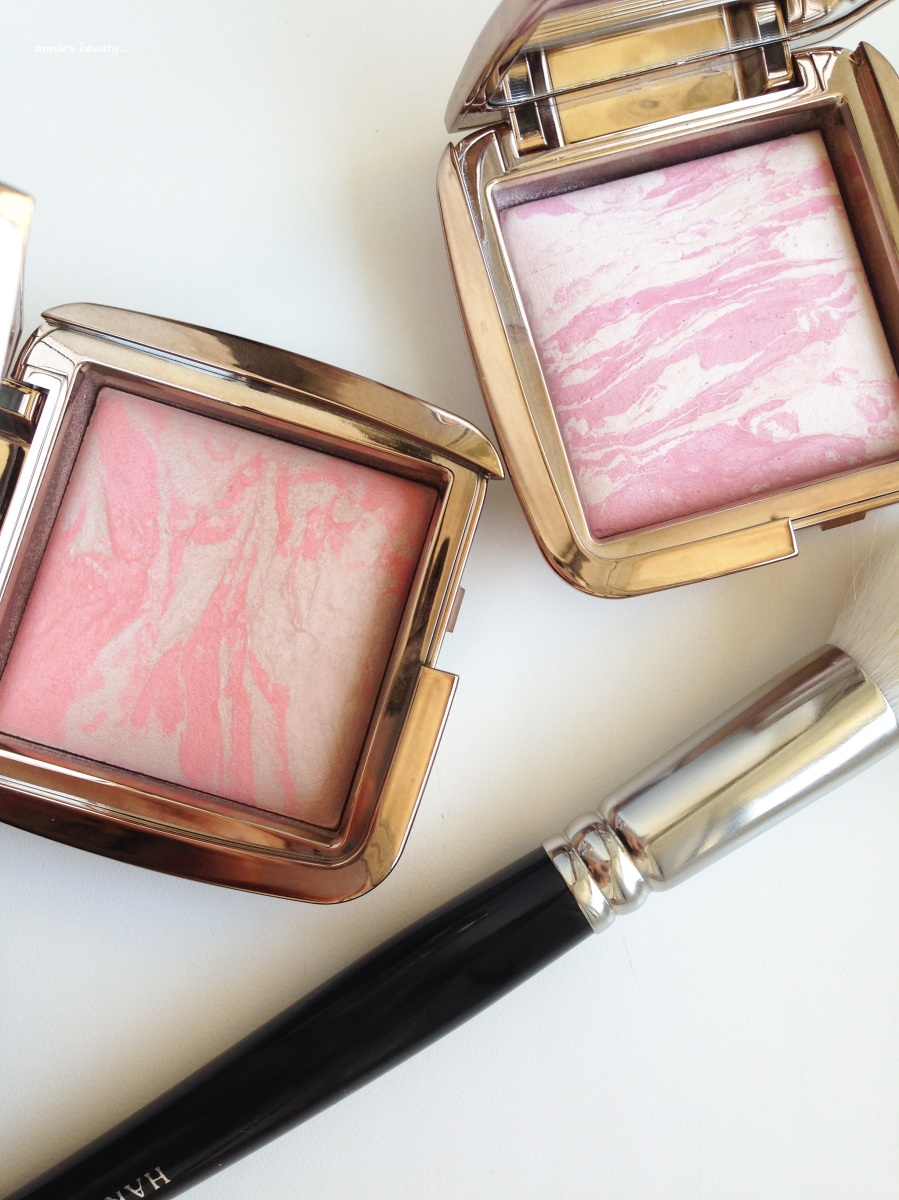 Hourglass Ambient Lighting Blush - Ethereal Glow and Dim Infusion