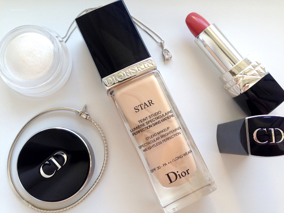 My long-awaited DIOR Diorskin STAR Foundation review