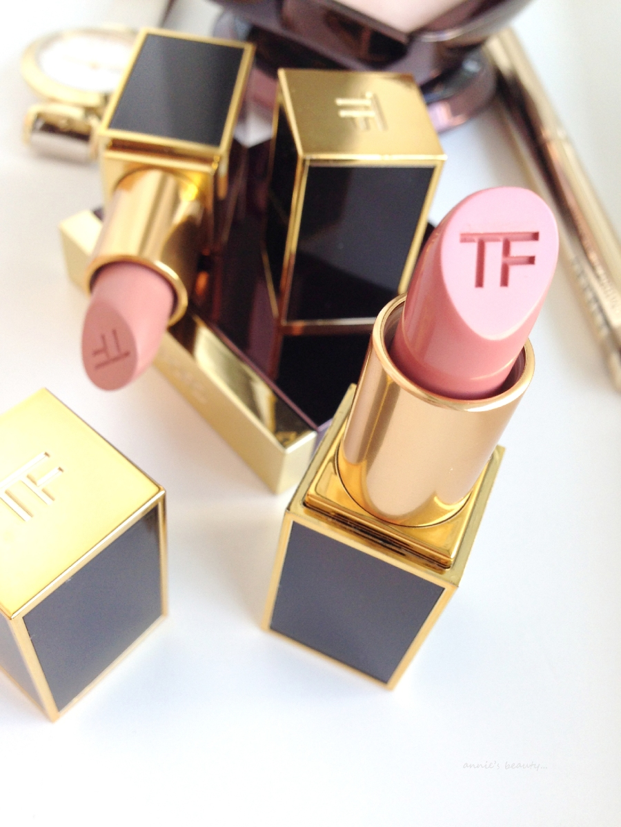 Loving Nudes #2 TOM FORD Lip Colors #07 Pink Dusk and #13 Blush Nude - All kind of gorgeous nudes...