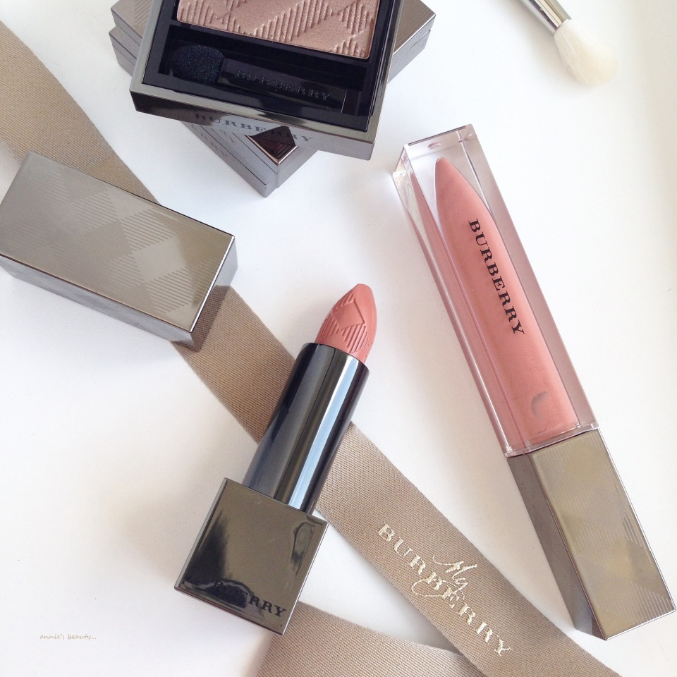 annie's beauty... BURBERRY makeup