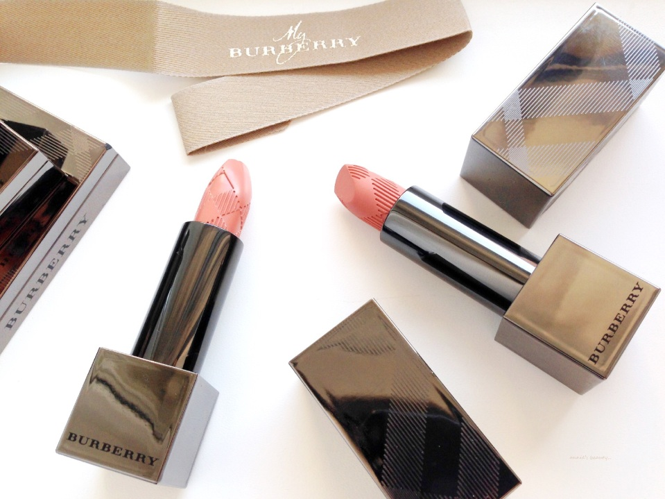 annie's beauty... BURBERRY makeup