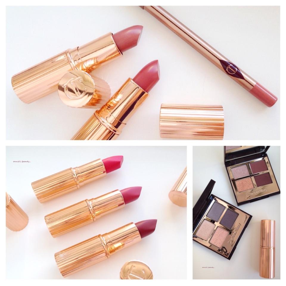 annie's beauty... CHARLOTTE TILBURY makeup