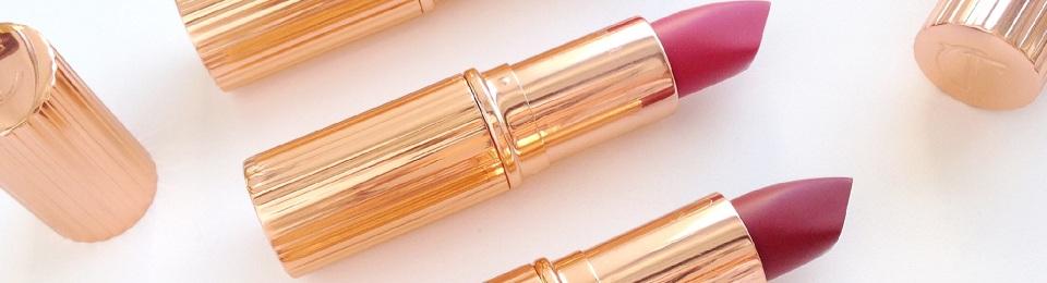 annie's beauty... CHARLOTTE TILBURY makeup MATTE Revolution