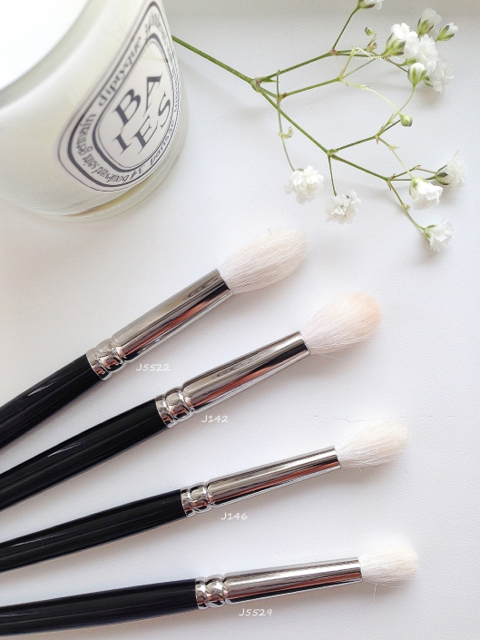 annie'a beauty... HAKUHODO eyeshadow brush