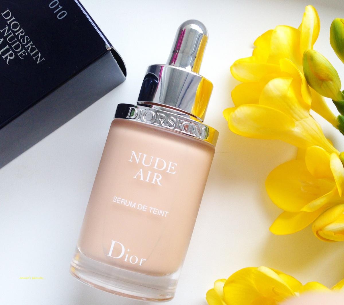Dior Diorskin Nude Air Healthy Glow Ultra-Fluid Serum Foundation SPF 25 – PA++ #010 Ivory