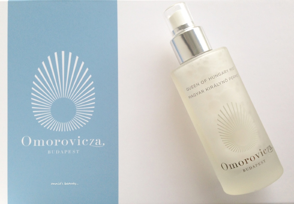 OMOROVICZA Queen of Hungary Face Mist - review