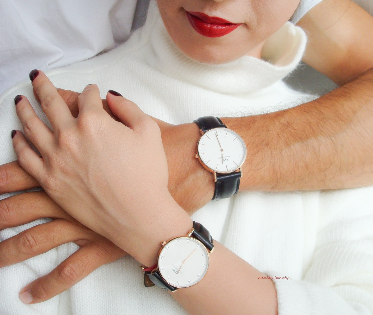 His & Hers Time Keepers - Our Daniel Wellington Watches*