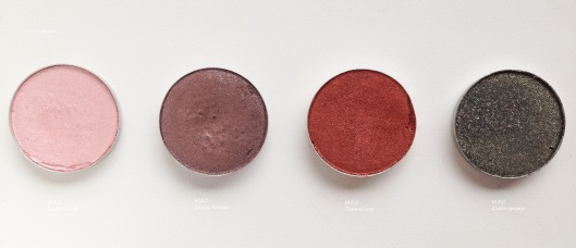 MAc Eyeshadow Collection 2015 anniesbeautyblog
