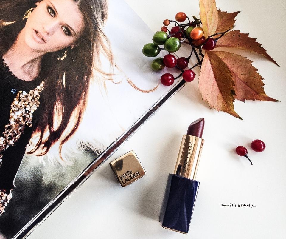 Estée Lauder Pure Color Envy Matte 130 Desirous anniesbeautyblog1