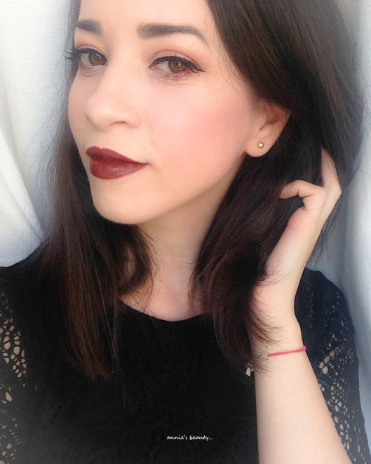 FOTD October 2015 anniesbeautyblog