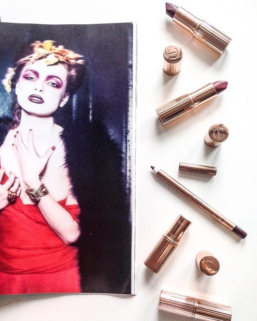 Charlotte Tilbury lipstick anniesbeautyblog