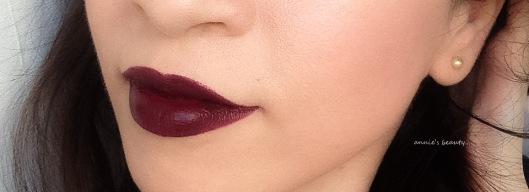 NARS Audacious Lipstick Ingrid anniesbeautyblog4