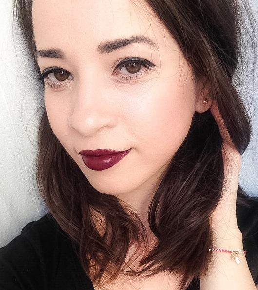 NARS Audacious Lipstick Ingrid anniesbeautyblog3