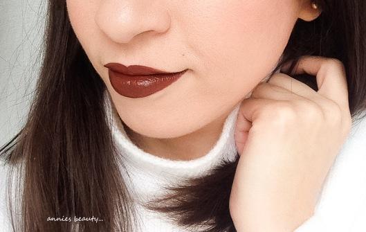 NARS Audacious Lipstick Deborah anniesbeautyblog4