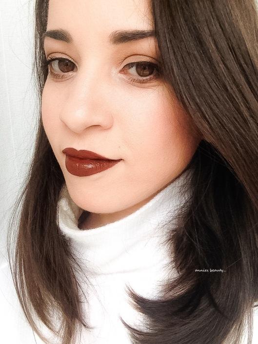 NARS Audacious Lipstick Deborah anniesbeautyblog3