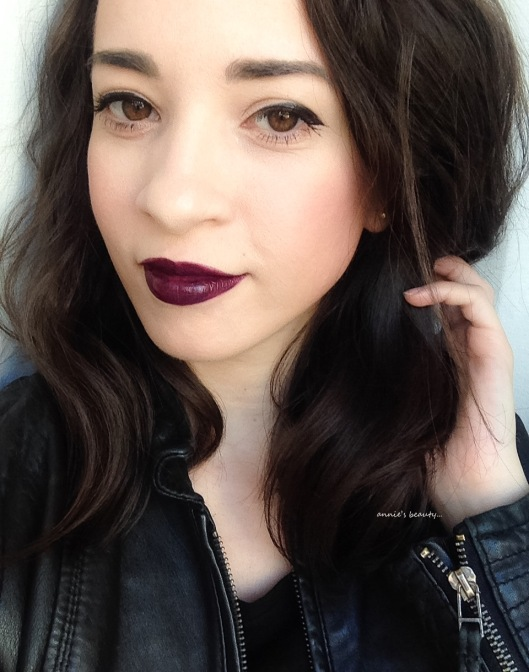 Dark Lips How to anniesbeautyblog2