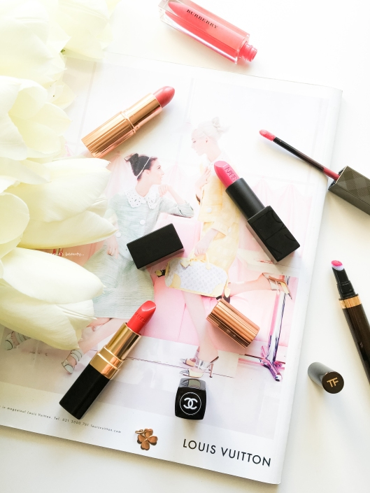 5 Bright Lipsticks for Spring 2016 1