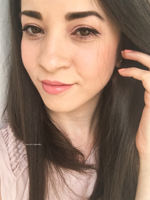 annie's beauty... FOTD Spring Pinks & 2 Nude Lipstick Options from ESTÉE LAUDER 2