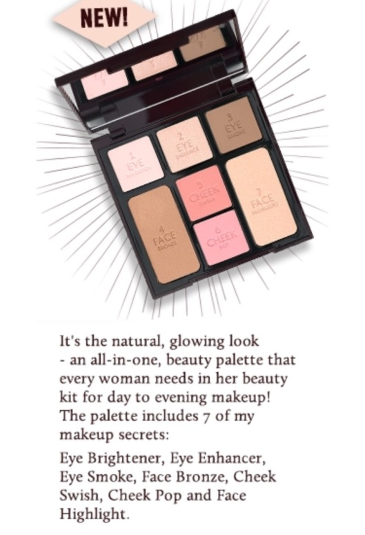 CHARLOTTE TILBURY BREAKING NEWS APRIL 2016 annie's beauty...