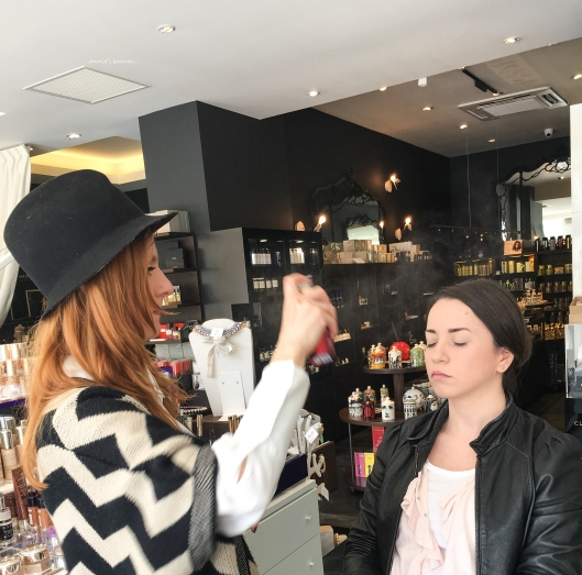 Glam Weekend with By Terry at Madison Luxury Perfumery Bucharest annie's beauty...21